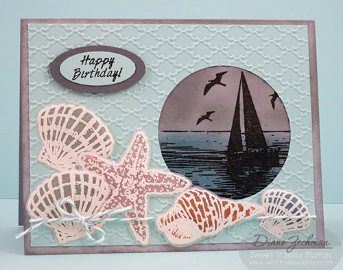 birthday by the sea diane zechman
