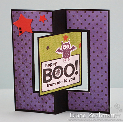 boo to you ATC 2 diane zechman