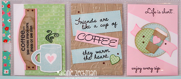 coffee pocket letter 4 diane zechman