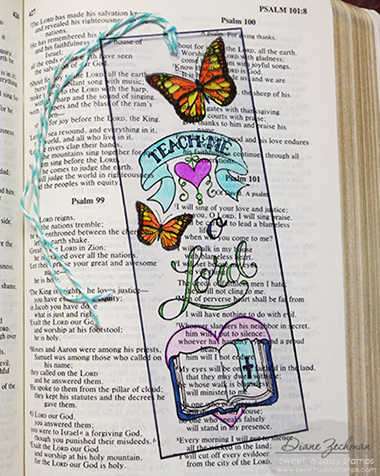 clear bookmark 1 diane zechman