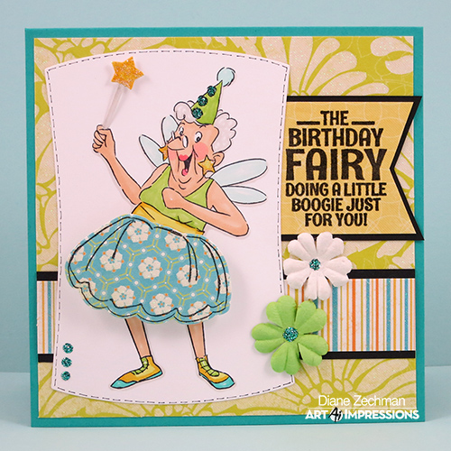 birthday fairy diane zechman pc