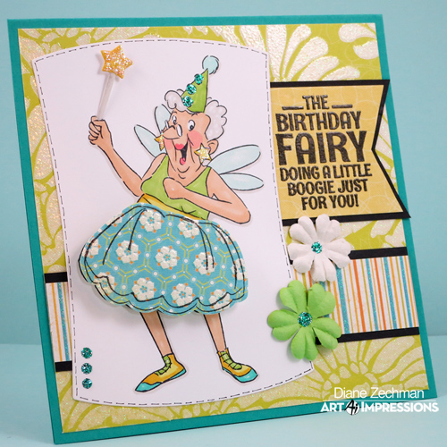 birthday fairy sparkle diane zechman pc