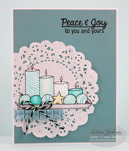 peace & joy candles diane zechman