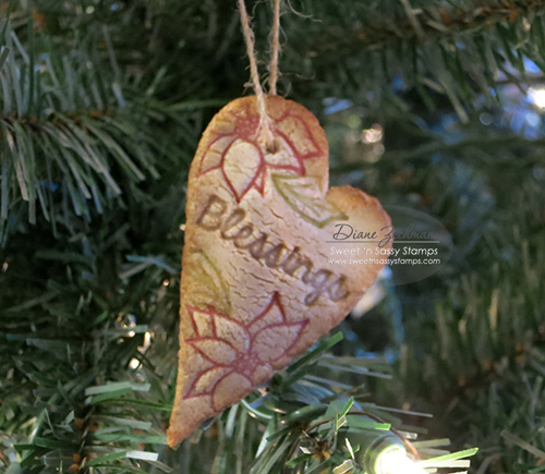 salt dough ornament 4 diane zechman