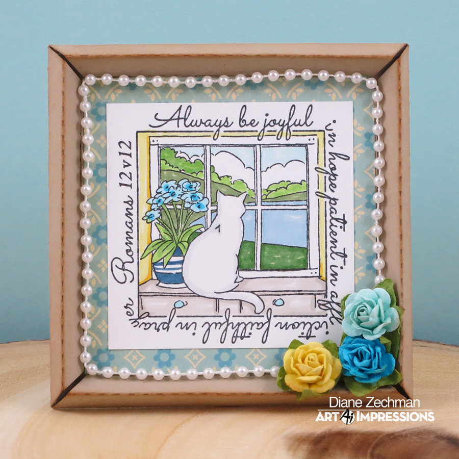 be joyful frame diane zechman