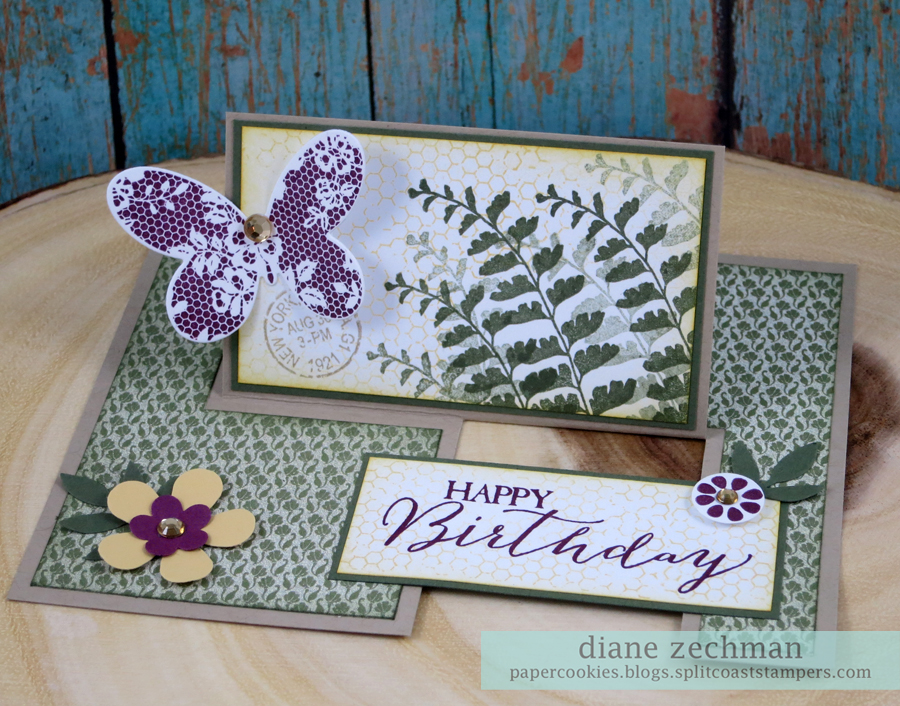 butterfly basics impossible card diane zechman