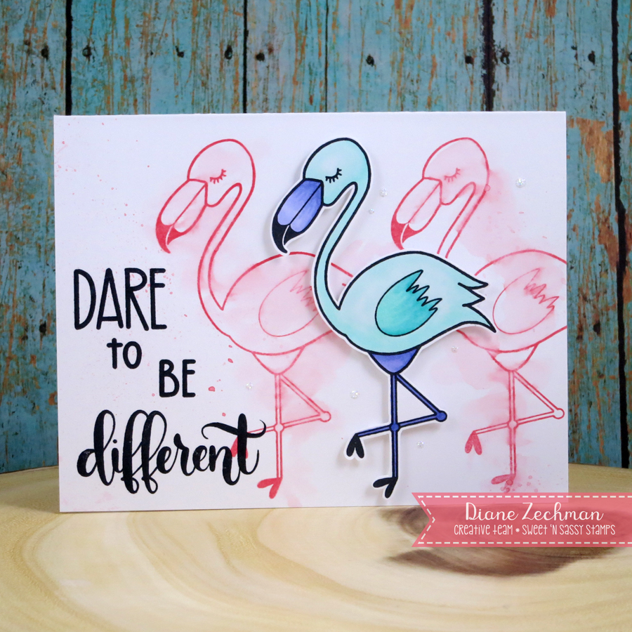 dare to be diff diane zechman