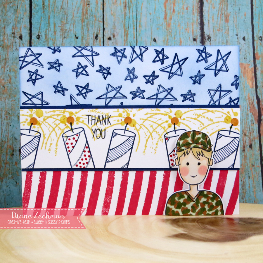 troop thanks diane zechman
