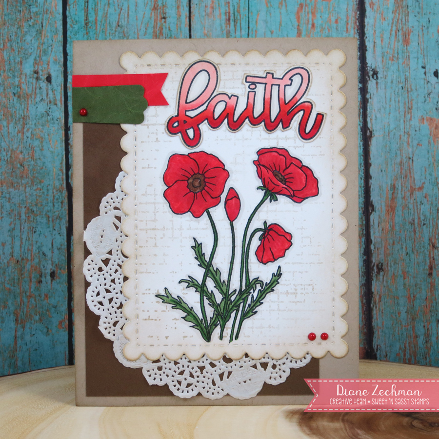 faith poppies diane zechman